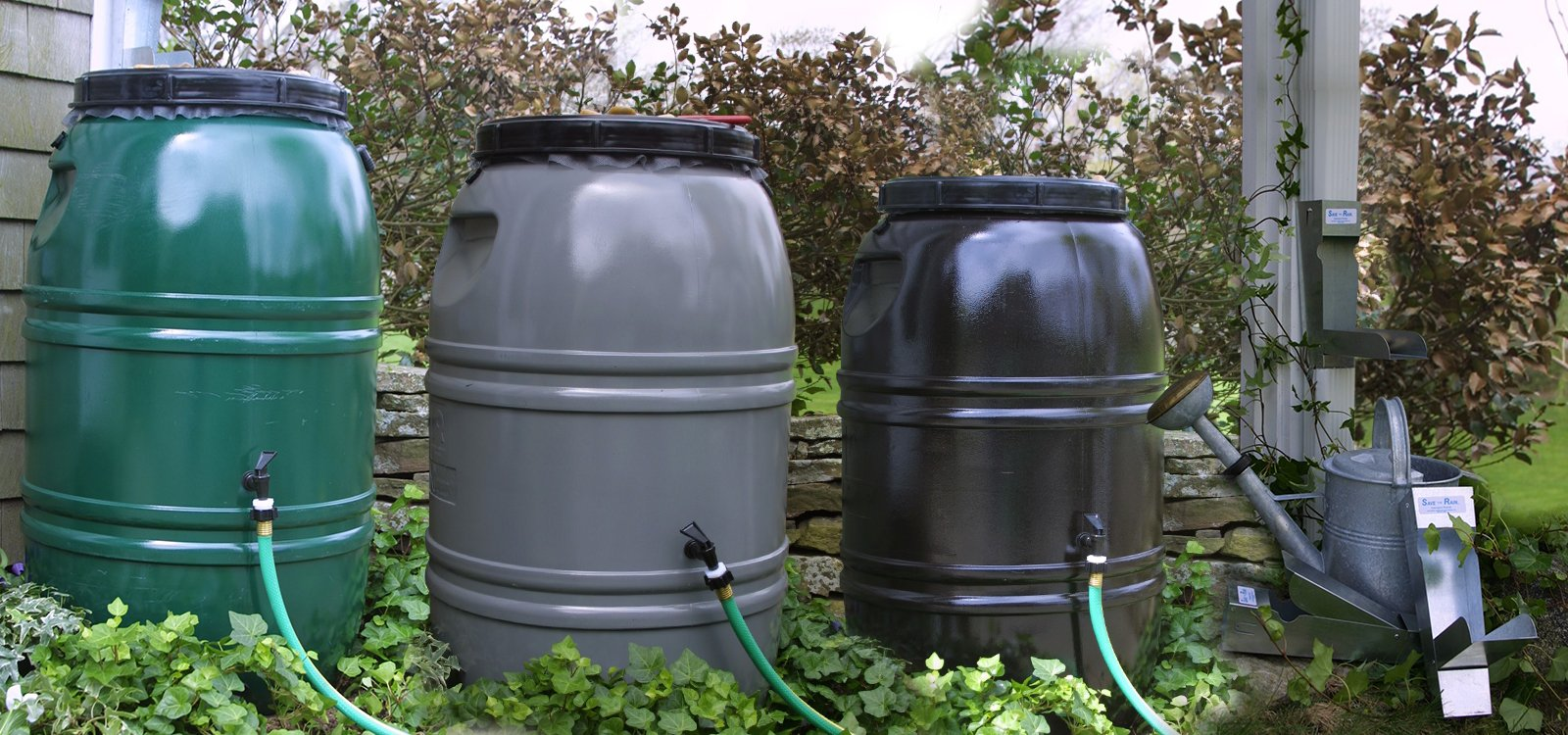 Home The Great American Rain Barrel